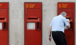 Royal Mail shares to be sold by mid-October.