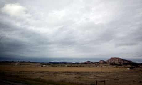 Battle of Little Big Horn in Montana