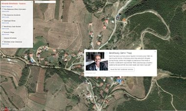 Example of google map