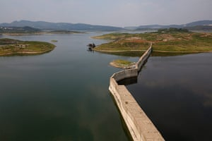 China : South-to-North Water Transfer project