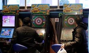 Fixed odds betting terminals