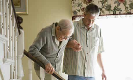 Human rights of elderly at risk from care budget cuts