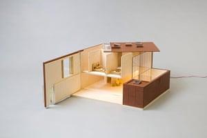 Doll's houses: Adjaye Associates
