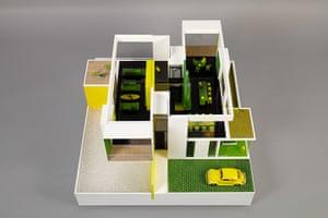 Doll's houses: AHMM Compass House