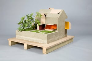 Doll's houses: COFFEY ARCHITECTSYoung Architect of the Year 2012