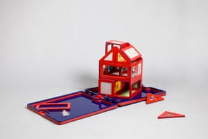 Doll's houses: MAE in collaboration with MAKLab and Burro Happold