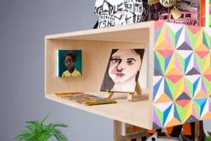 Doll's houses: Morag Myerscough And Luke Morgan