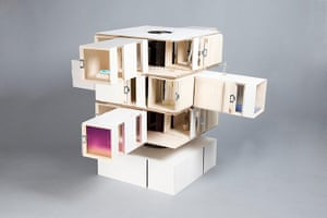 Doll's houses: SHEDKMIn collaboration with artist James Ireland