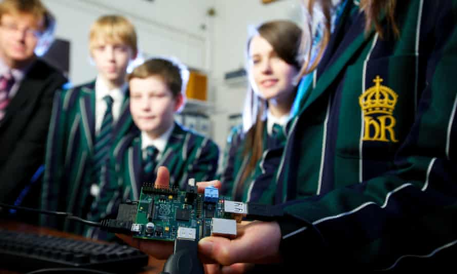 The Raspberry Pi provides affordable access to programmable computers.