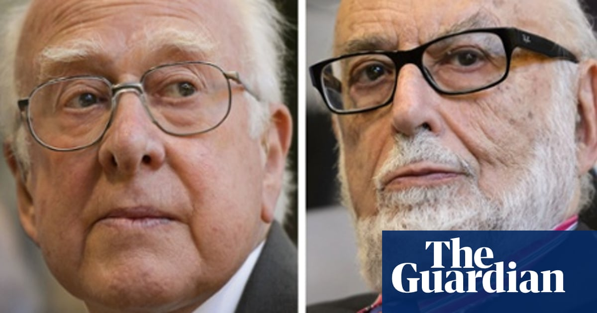 Higgs boson scientists share physics Nobel prize