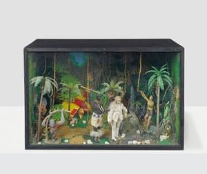 Pop art: Peter Blake, Tarzan Box, c.1965