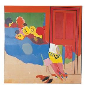 Pop art: Allen Jones, Bikini Baby ̧1962