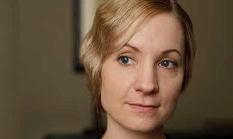 Joanna Frogatt as Anna Bates in Downton Abbey