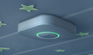 Nest Protect intelligent smoke alarm can detect when you've just burnt the toast.