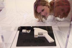 3d printing: 3d printed handgun