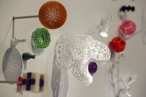 3d printing: 3D printed objects