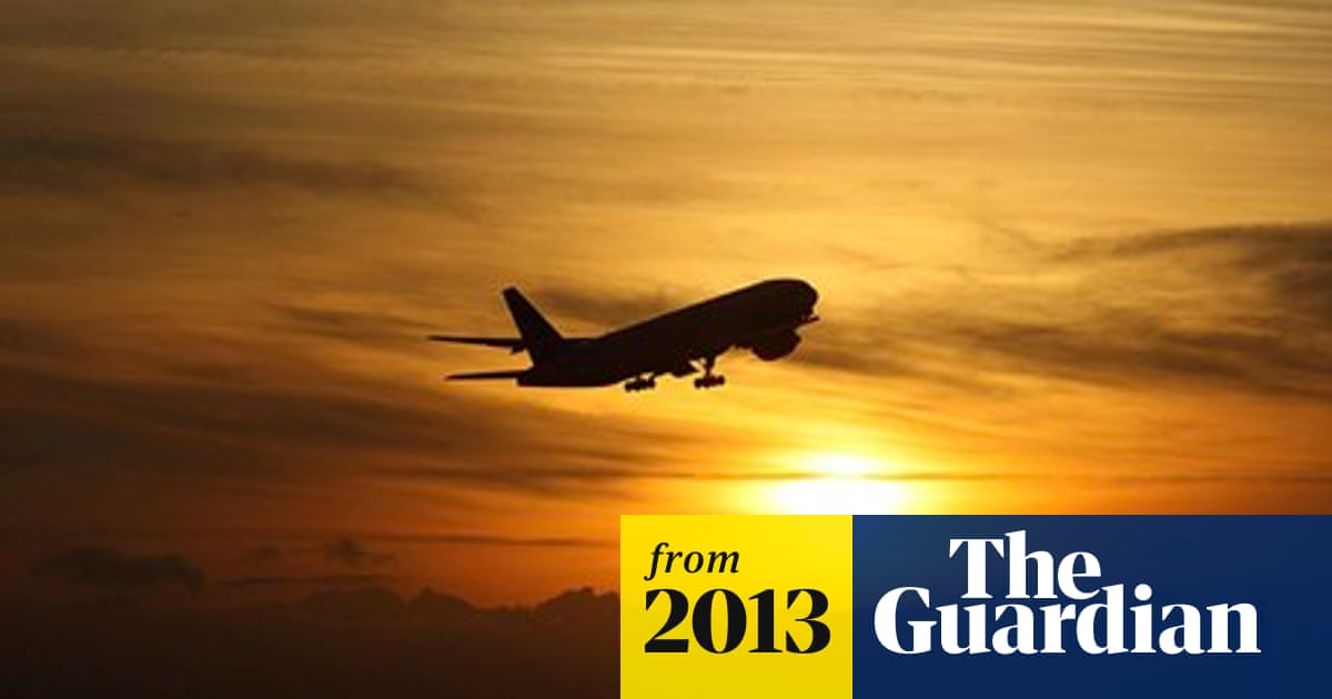 Aircraft noise may increase risk of heart disease, say researchers