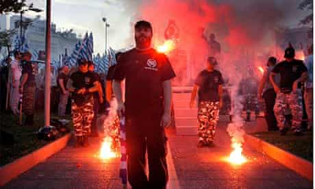 The Rise Of The Far Right Political Movement Golden Dawn