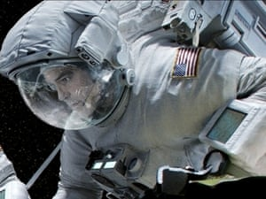 George Clooney Gravity