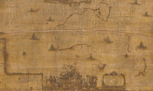 a46c6718f Archipelagus Orientalis, sive Asiaticus by Joan Blaeu is the first map of  its kind. Photograph: National Library of Australia