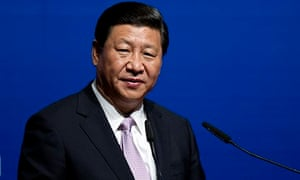 China's President Xi Jinping has made fighting corruption key plank of new administration
