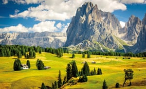 lonely planet: The Dolomites