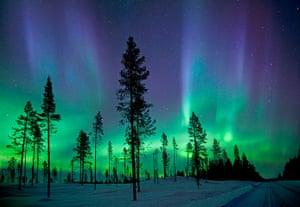 lonely planet: Aurora Borealis