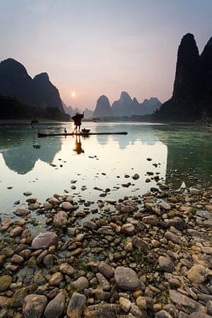 lonely planet: Li River
