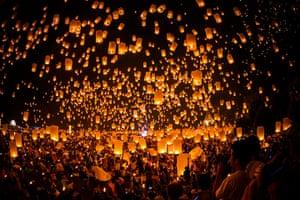 lonely planet: Lantern festival