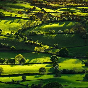 lonely planet: Lyth Valley in the Lake DistrictLake District