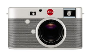 The Leica designed by Jony Ive and Marc Newton.