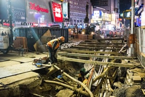 CBRE winners: 1am - Underneath Times Square (New York, USA)