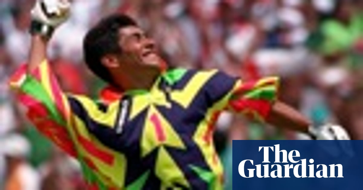 d9618ed602e Football kits: 30 of the most weird and horrendous – in pictures | Football  | The Guardian