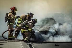 CBRE winners: 10am - Firemen (USA)