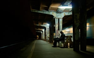 CBRE winners: 10pm - Waiting for a train (Hungary)