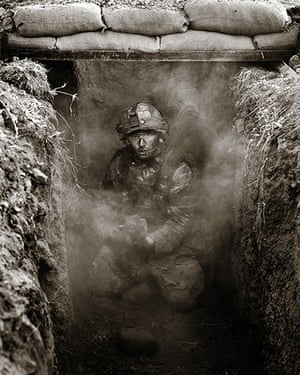 Army Photographic winners: Private Craig Leaman From 1st Battalion The Princess of Wales's Royal Regim