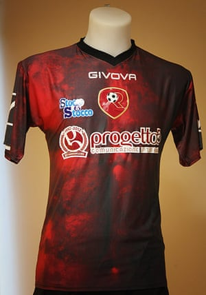 Football kits: 30 of the most weird and horrendous – in