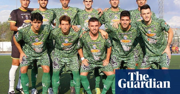 799e8dc22 Football kits  30 of the most weird and horrendous – in pictures ...