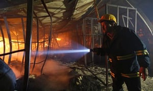 Burned down Aswad factory slipped through new safety net