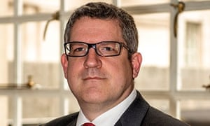 New MI5 director general