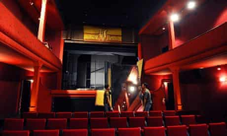 Eden cinema, La Ciotat, France
