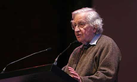Noam Chomsky speaks at University of Montreal conference