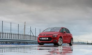 On the road: Citroen C4 Picasso Exclusive