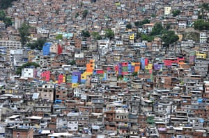 Rio favelas: Rocinha is the biggest shantytown in South America,