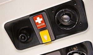 Is there a doctor on the plane? | World news | The Guardian