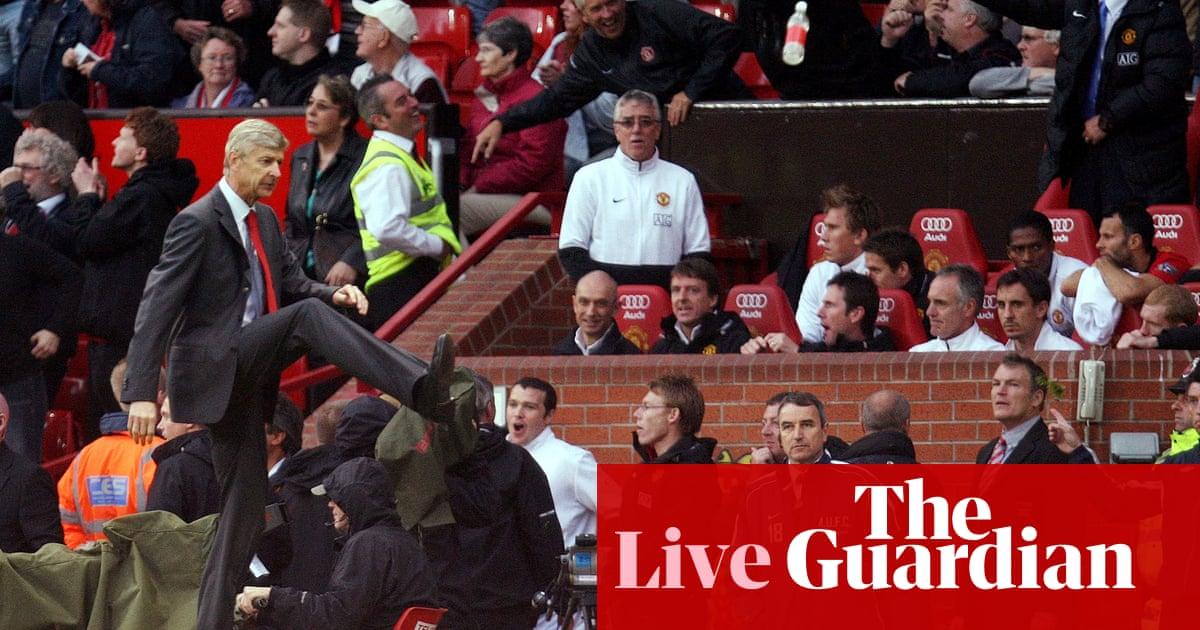 Manchester United v Arsenal – as it happened   Jacob Steinberg
