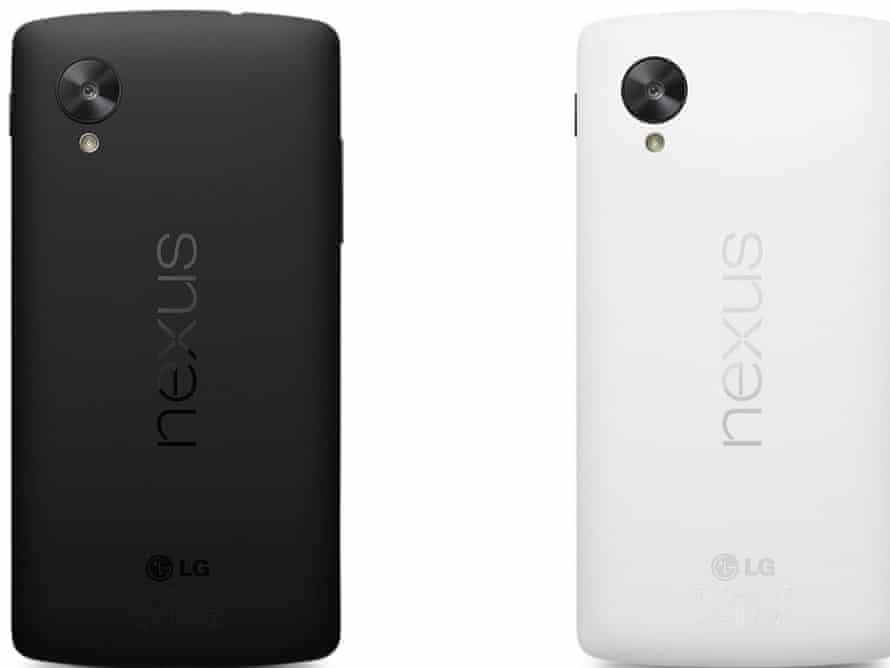 Nexus 5 review - back in black or white