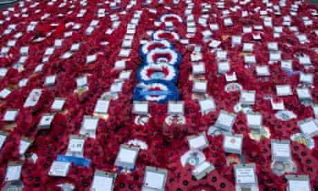 Laying of wreaths at Cenotaph