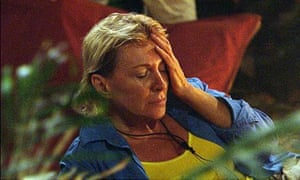 Nadine Dorries in 'I'm A Celebrity … Get Me Out Of Here'
