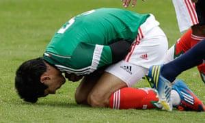 Jesus Molina, Mexico defender